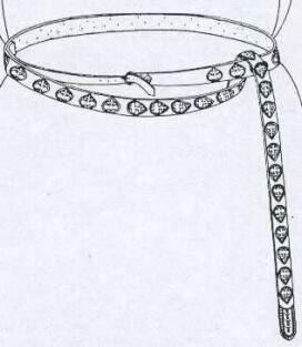 Nomand Belt & Pouch Link