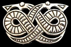Bronze                     Age Buckle