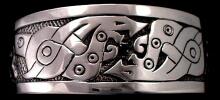 Celtic                   Overlay Bracelet