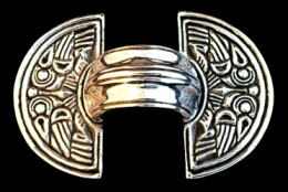 Viking Equal Armed brooch