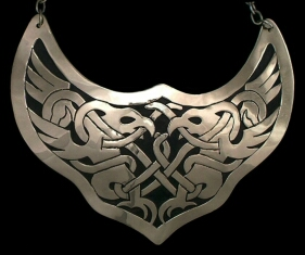 Gorget                     Necklace